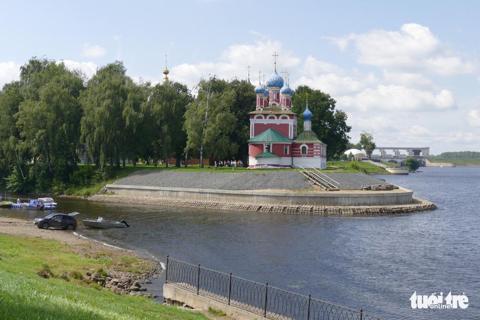 Hải trình một tuần lễ ngắm nước Nga từ dòng sông Volga - Ảnh 11.