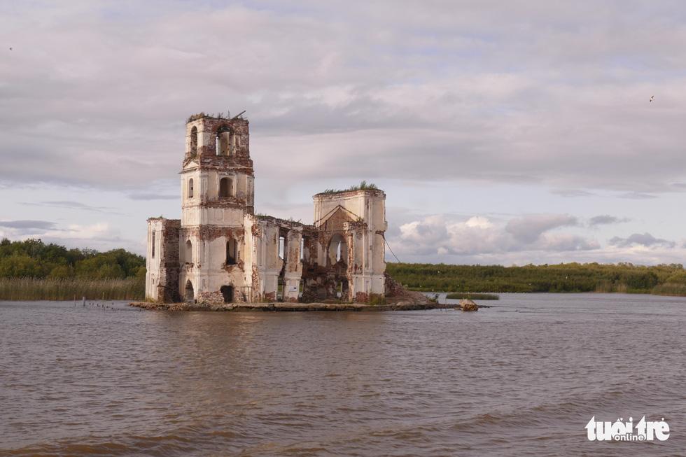 Hải trình một tuần lễ ngắm nước Nga từ dòng sông Volga - Ảnh 15.
