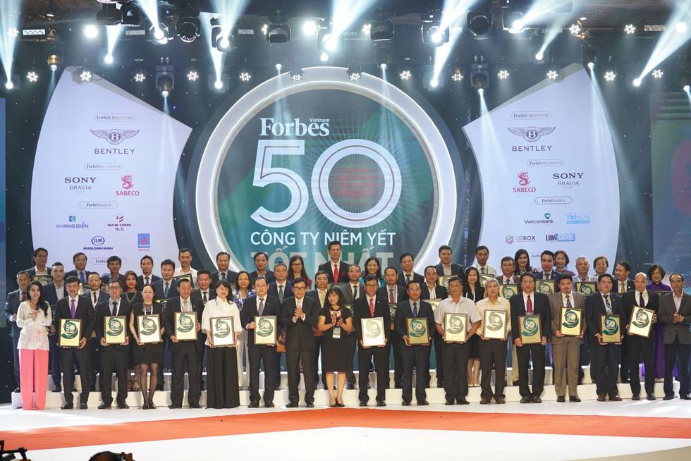 50 công ty niêm yết tốt nhất Việt Nam gồm những đơn vị nào? - Ảnh 1.
