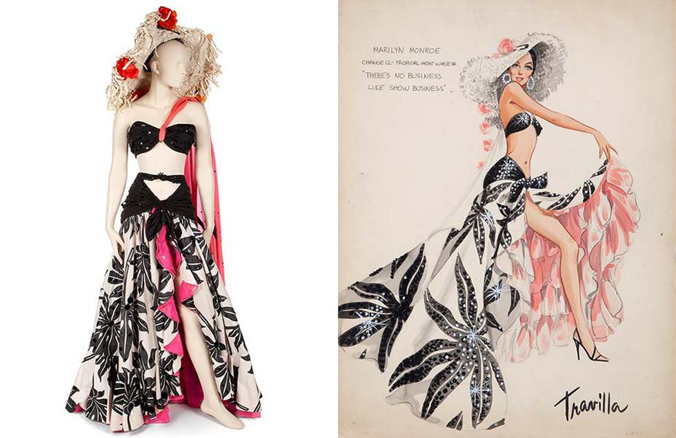 Marilyn Monroe và những chiếc váy đấu giá từ chục ngàn đến triệu USD - Ảnh 3.
