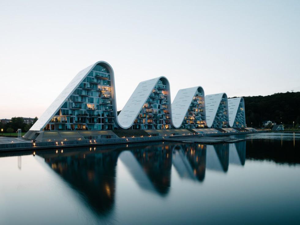 Nhà ống ở Việt Nam vào danh sách đề cử công trình kiến trúc tiêu biểu năm 2019 - Ảnh 2.