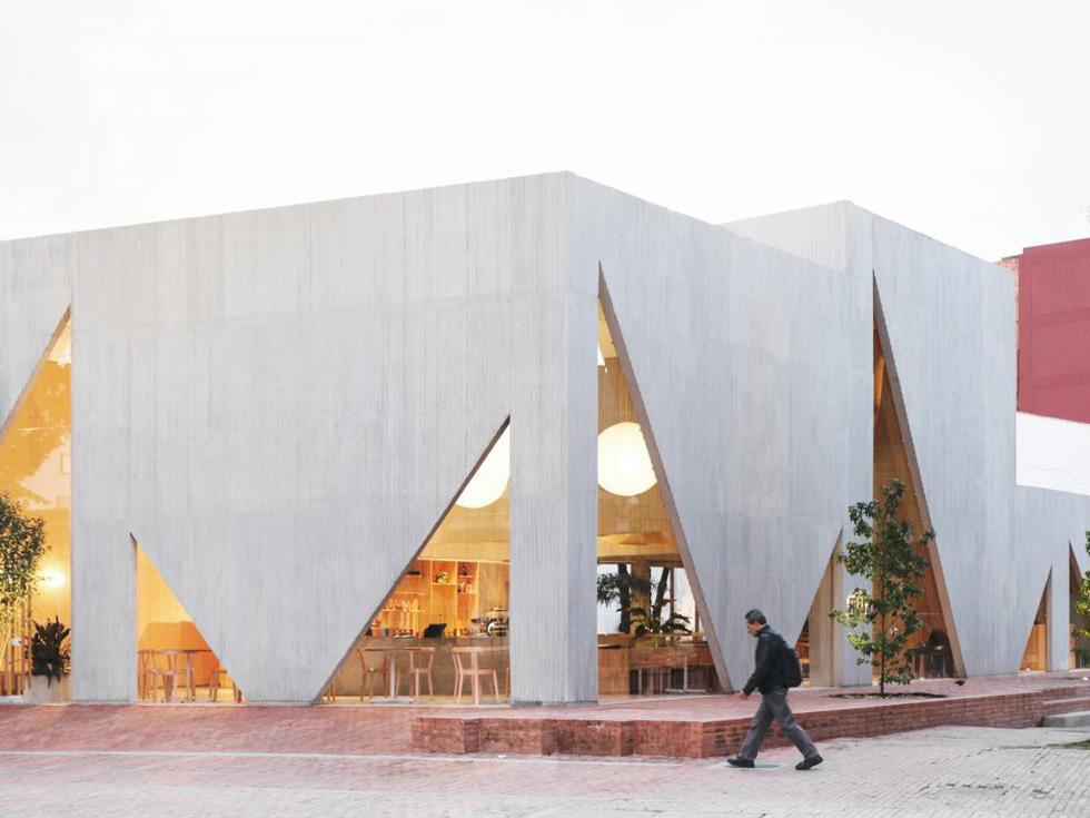 Nhà ống ở Việt Nam vào danh sách đề cử công trình kiến trúc tiêu biểu năm 2019 - Ảnh 6.