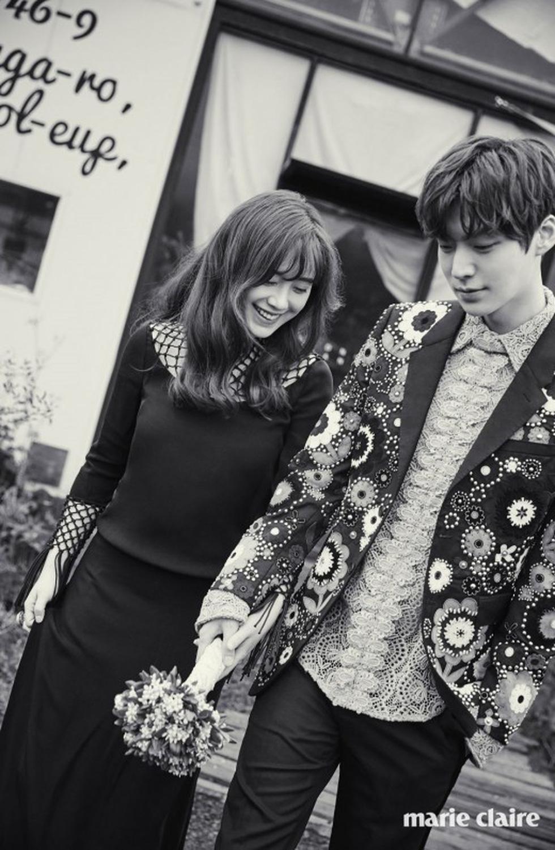 Goo Hye Sun và Ahn Jae Hyun chia tay: Anh phải về xin lỗi mẹ tôi - Ảnh 4.