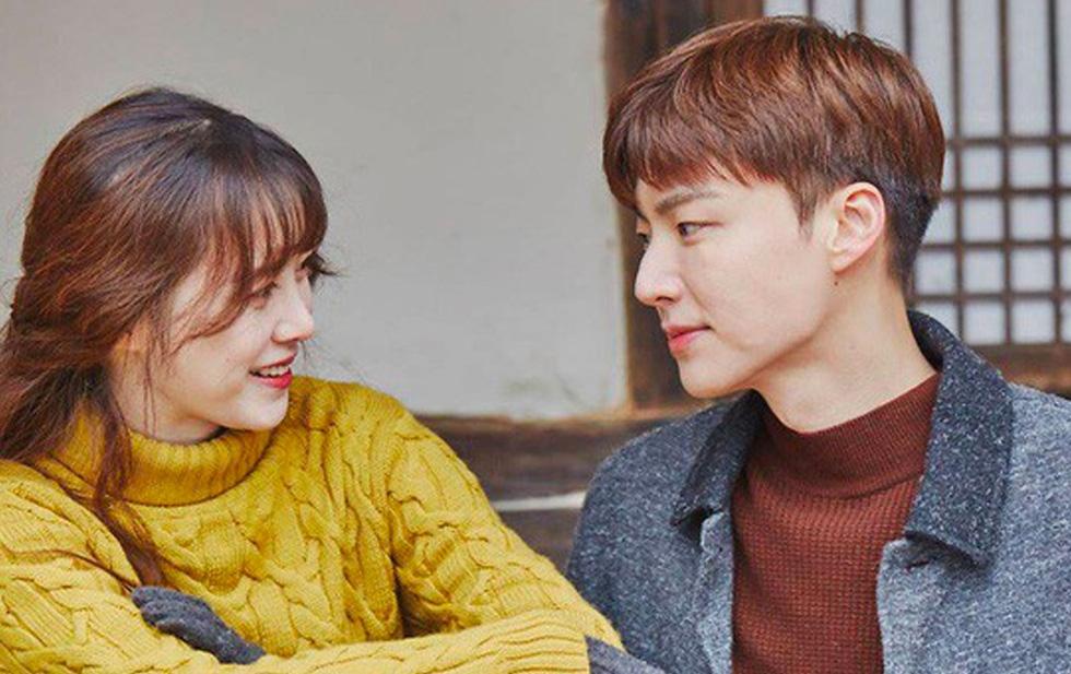 Goo Hye Sun và Ahn Jae Hyun chia tay: Anh phải về xin lỗi mẹ tôi - Ảnh 1.