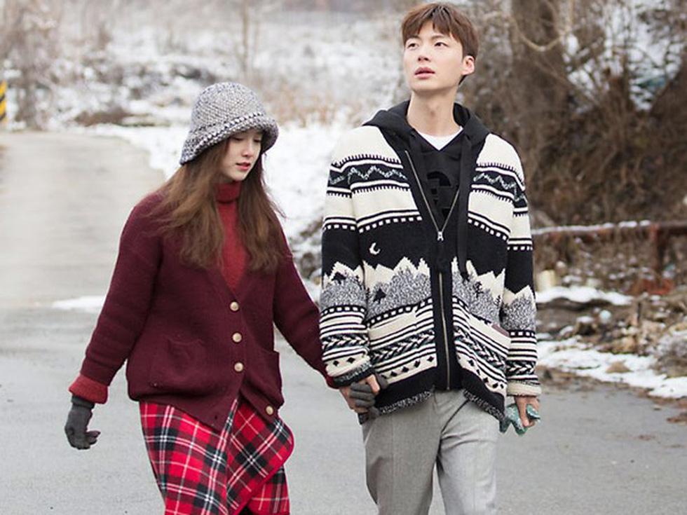 Goo Hye Sun và Ahn Jae Hyun chia tay: Anh phải về xin lỗi mẹ tôi - Ảnh 6.