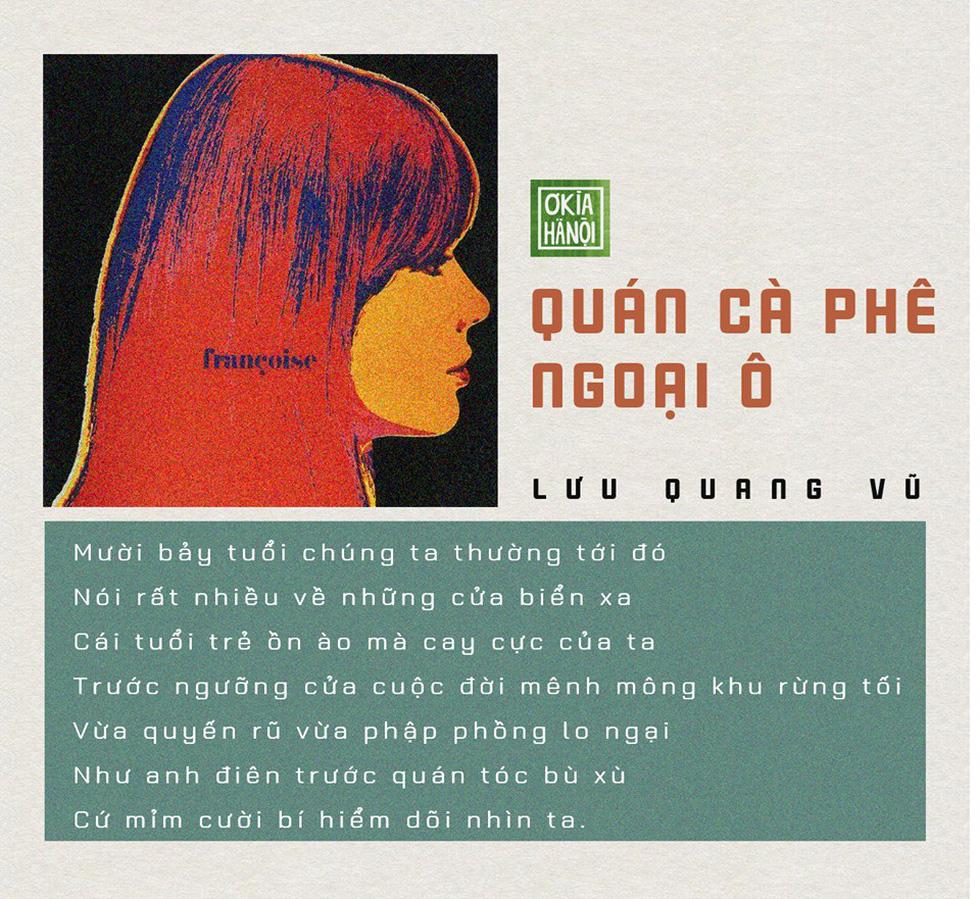 Đến với Xuân Quỳnh, Lưu Quang Vũ bằng 'máy bán thơ' - Ảnh 3.