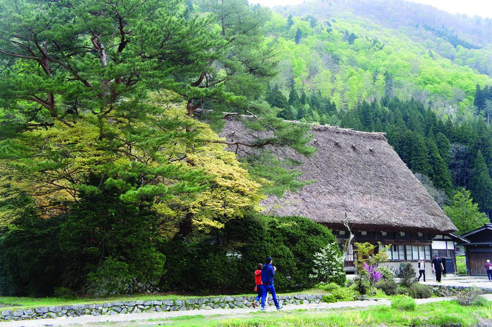Làng du lịch nổi tiếng nhất Nhật Bản không có khách sạn - Ảnh 2.