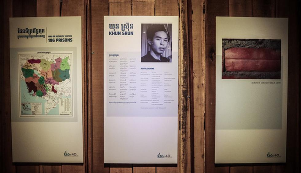 Campuchia triển lãm tưởng niệm nạn nhân của chế độ diệt chủng Pol Pot  - Ảnh 4.
