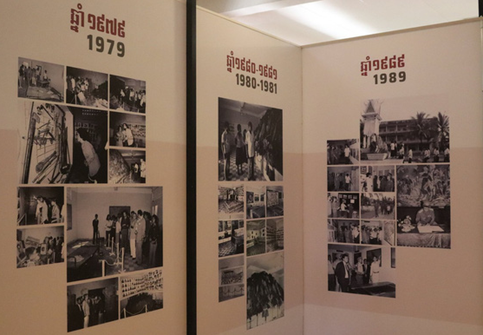 Campuchia triển lãm tưởng niệm nạn nhân của chế độ diệt chủng Pol Pot  - Ảnh 6.