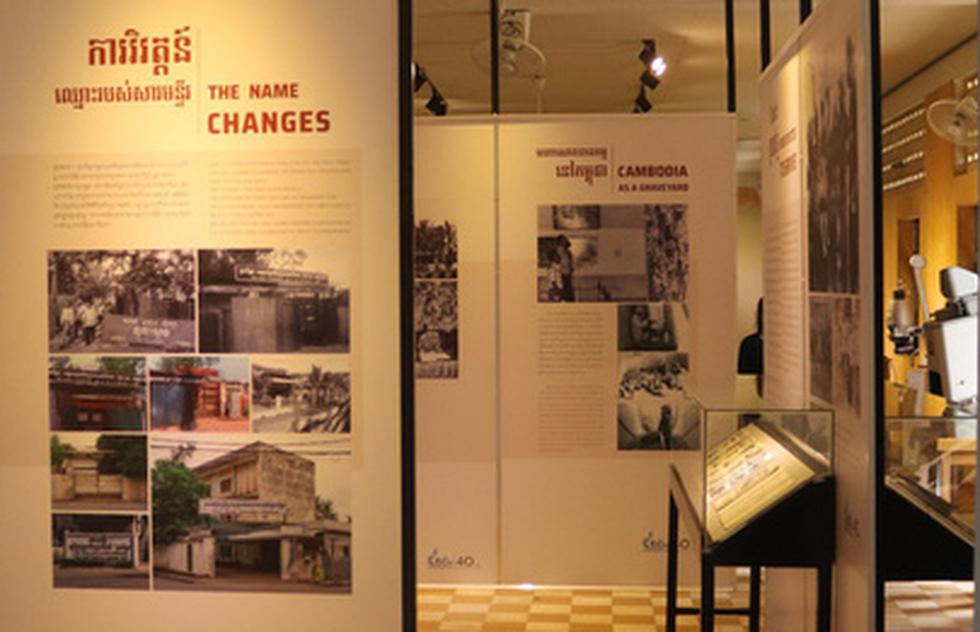 Campuchia triển lãm tưởng niệm nạn nhân của chế độ diệt chủng Pol Pot  - Ảnh 2.