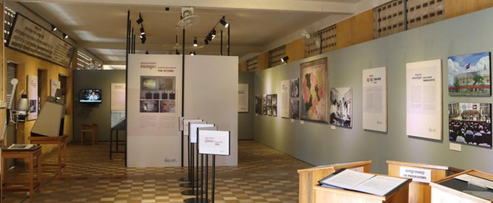 Campuchia triển lãm tưởng niệm nạn nhân của chế độ diệt chủng Pol Pot  - Ảnh 5.
