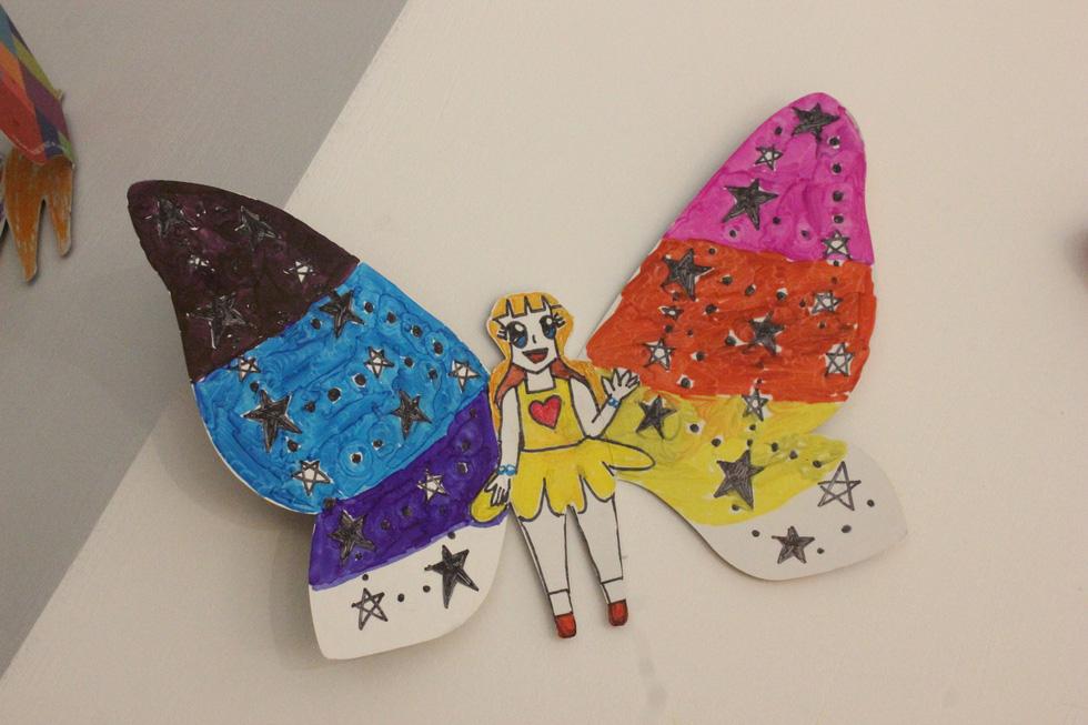 1.300 bươm bướm của những hoàn hảo - khiếm khuyết trong triển lãm ở Hà Nội - Ảnh 11.