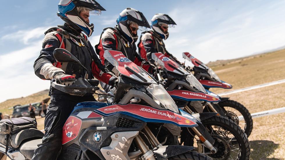 BMW Motorrad lần đầu tổ chức Vòng loại GS Trophy Việt Nam - Ảnh 5.