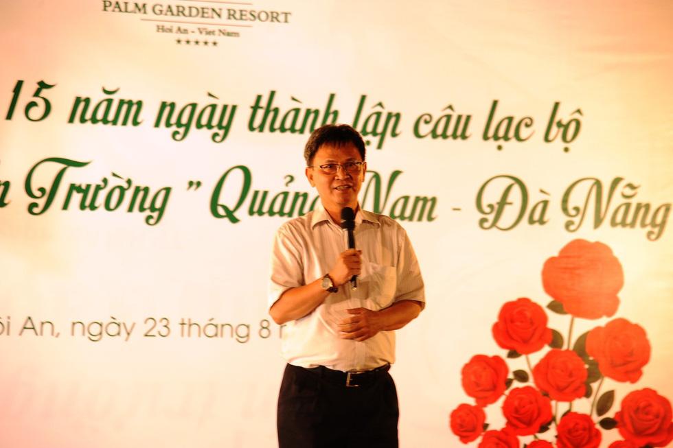 15 năm, hơn 1.700 tân sinh viên Quảng Nam- Đà Nẵng được tiếp sức đến trường - Ảnh 4.