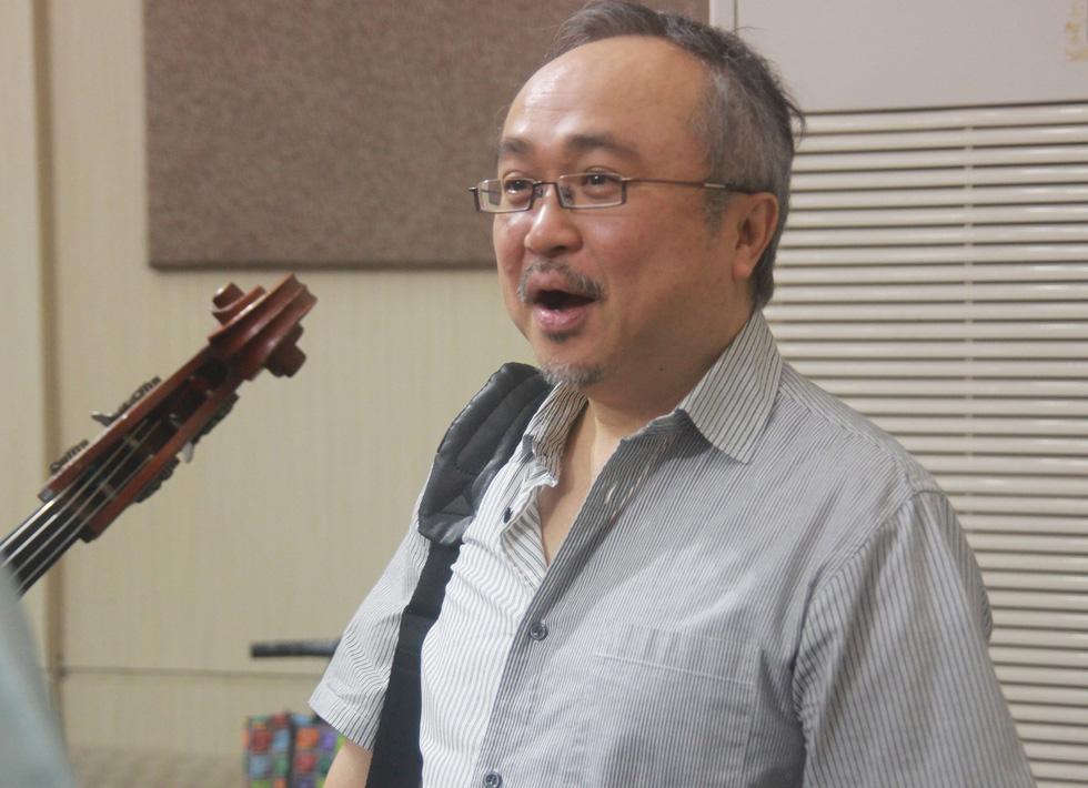 Nghệ sĩ dương cầm Đặng Thái Sơn: Chúng ta phải nhanh lên, kẻo không kịp ! - Ảnh 1.