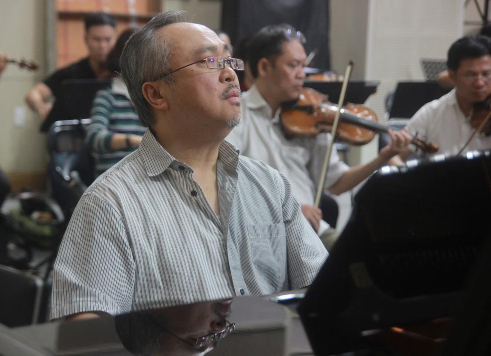 Nghệ sĩ dương cầm Đặng Thái Sơn: Chúng ta phải nhanh lên, kẻo không kịp ! - Ảnh 2.