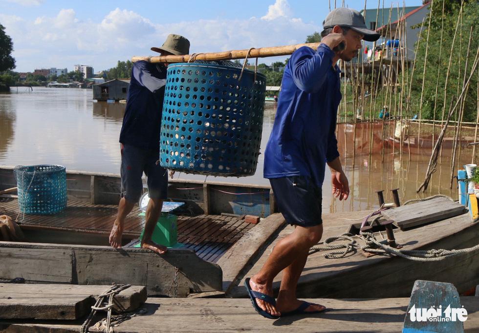 Con đường đưa nông thủy sản sang Thái Lan - Ảnh 5.