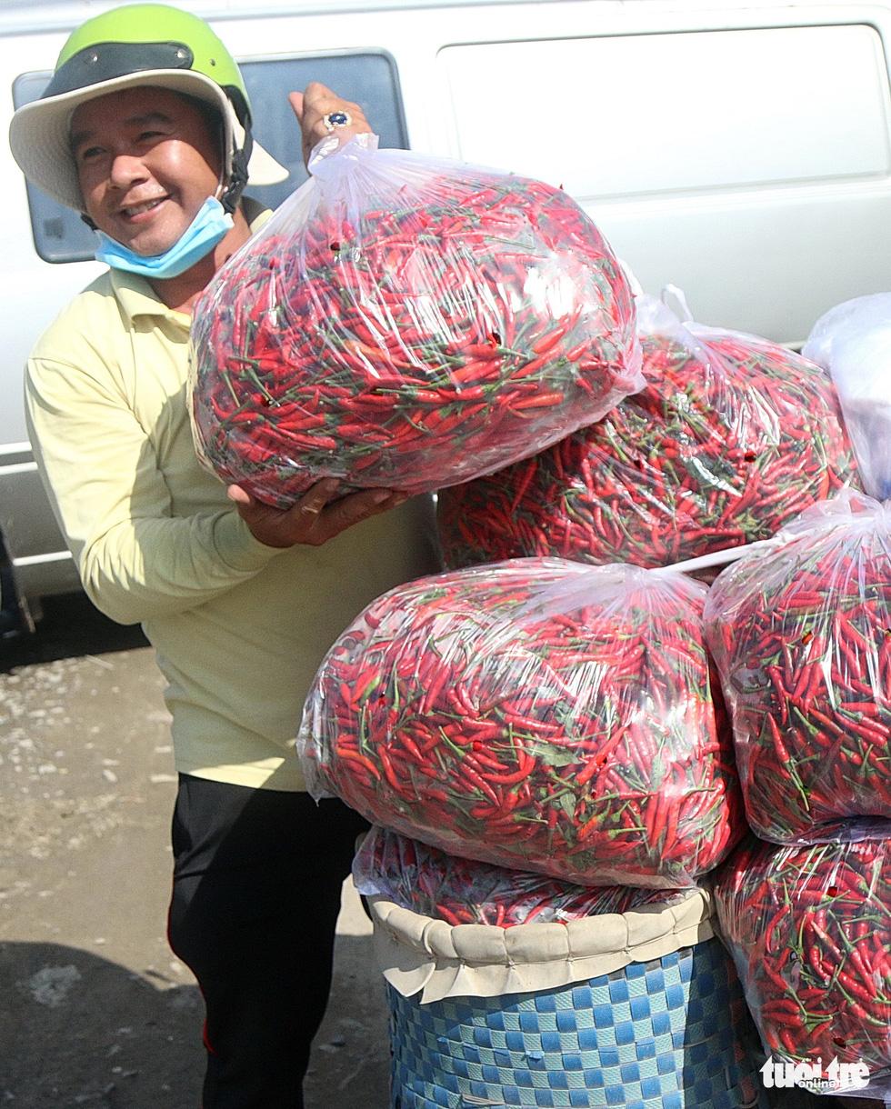 Con đường đưa nông thủy sản sang Thái Lan - Ảnh 7.