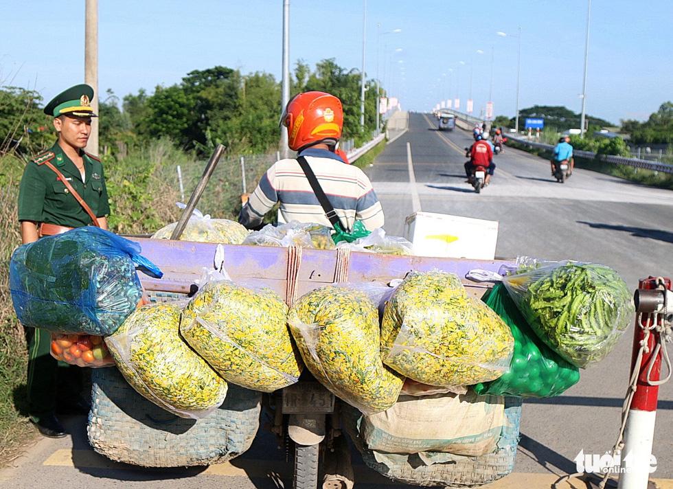 Con đường đưa nông thủy sản sang Thái Lan - Ảnh 2.