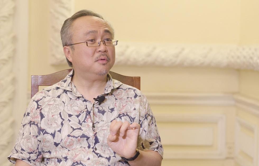Nghệ sĩ dương cầm Đặng Thái Sơn: Chúng ta phải nhanh lên, kẻo không kịp ! - Ảnh 4.