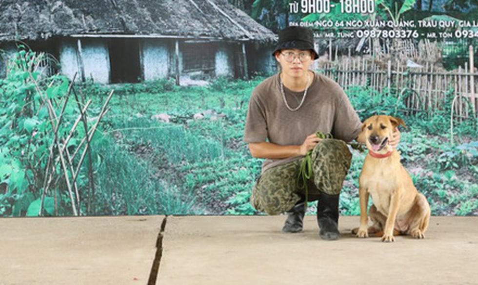 Cậu Vàng của Nam Cao: Phim Việt đầu tiên vai chính là một chú chó - Ảnh 10.