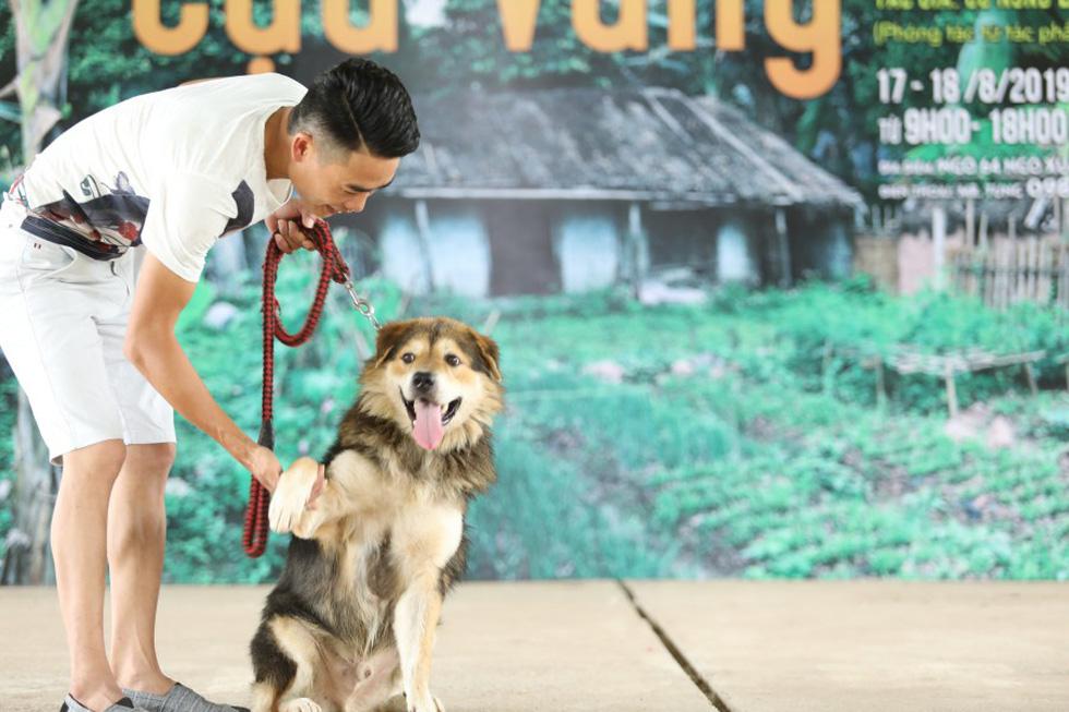 Cậu Vàng của Nam Cao: Phim Việt đầu tiên vai chính là một chú chó - Ảnh 6.