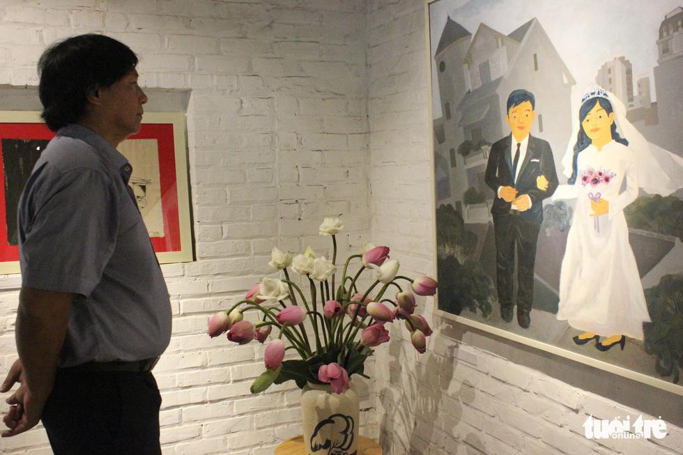 Màu xanh thanh tân dành tặng Xuân Quỳnh - Lưu Quang Vũ - Ảnh 3.