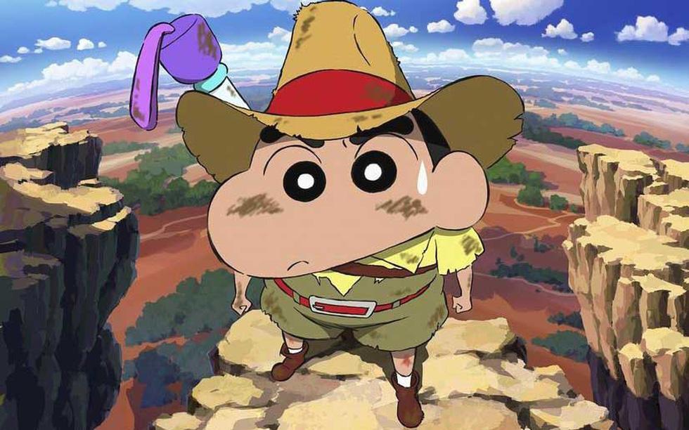 Doraemon, Conan, Shin... từ manga ra rạp, phim có đủ sức hút? - Ảnh 6.