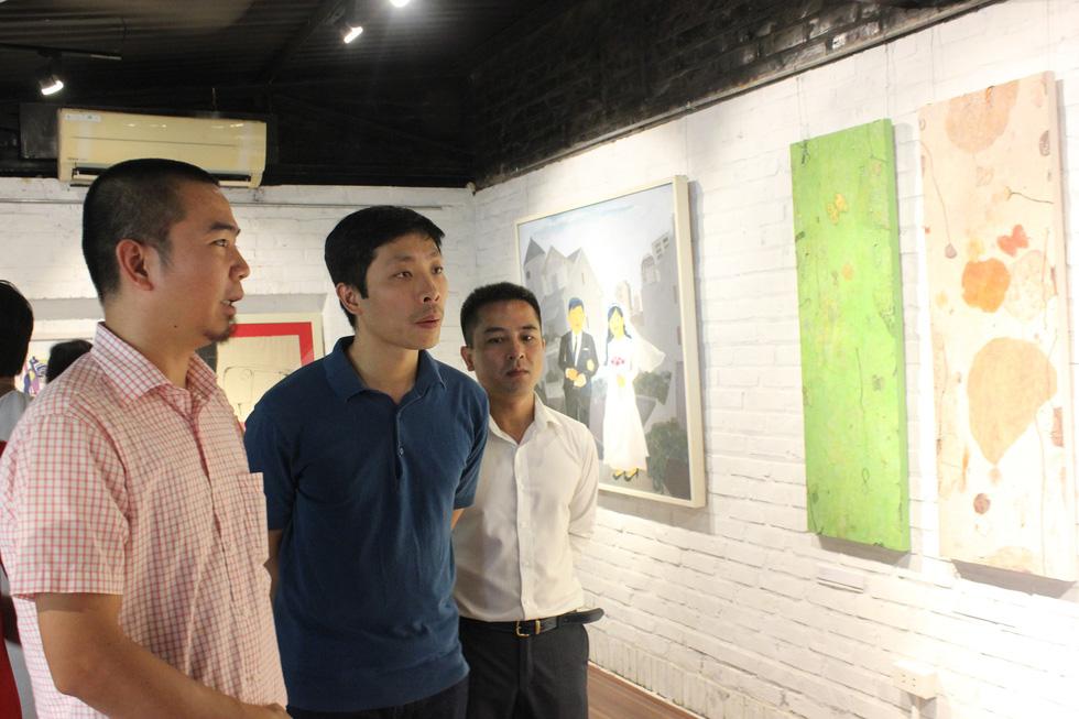 Màu xanh thanh tân dành tặng Xuân Quỳnh - Lưu Quang Vũ - Ảnh 5.