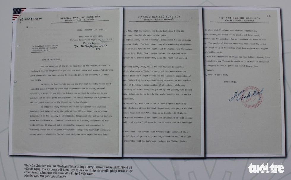 Công bố lá thư Bác Hồ gửi Tổng thống Mỹ Nixon 8 ngày trước khi qua đời - Ảnh 4.