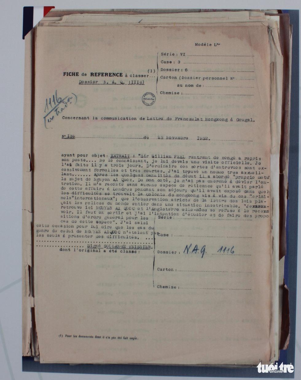 Công bố lá thư Bác Hồ gửi Tổng thống Mỹ Nixon 8 ngày trước khi qua đời - Ảnh 12.