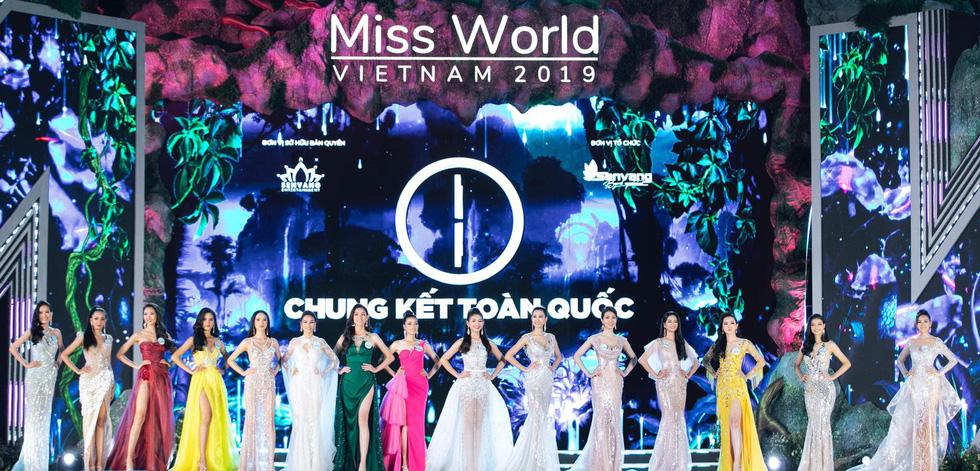 Hoa hậu Thế giới Việt Nam 2019 gọi tên nữ sinh Ngoại thương Hà Nội - Ảnh 9.