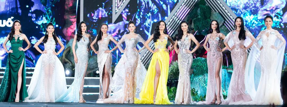 Hoa hậu Thế giới Việt Nam 2019 gọi tên nữ sinh Ngoại thương Hà Nội - Ảnh 7.