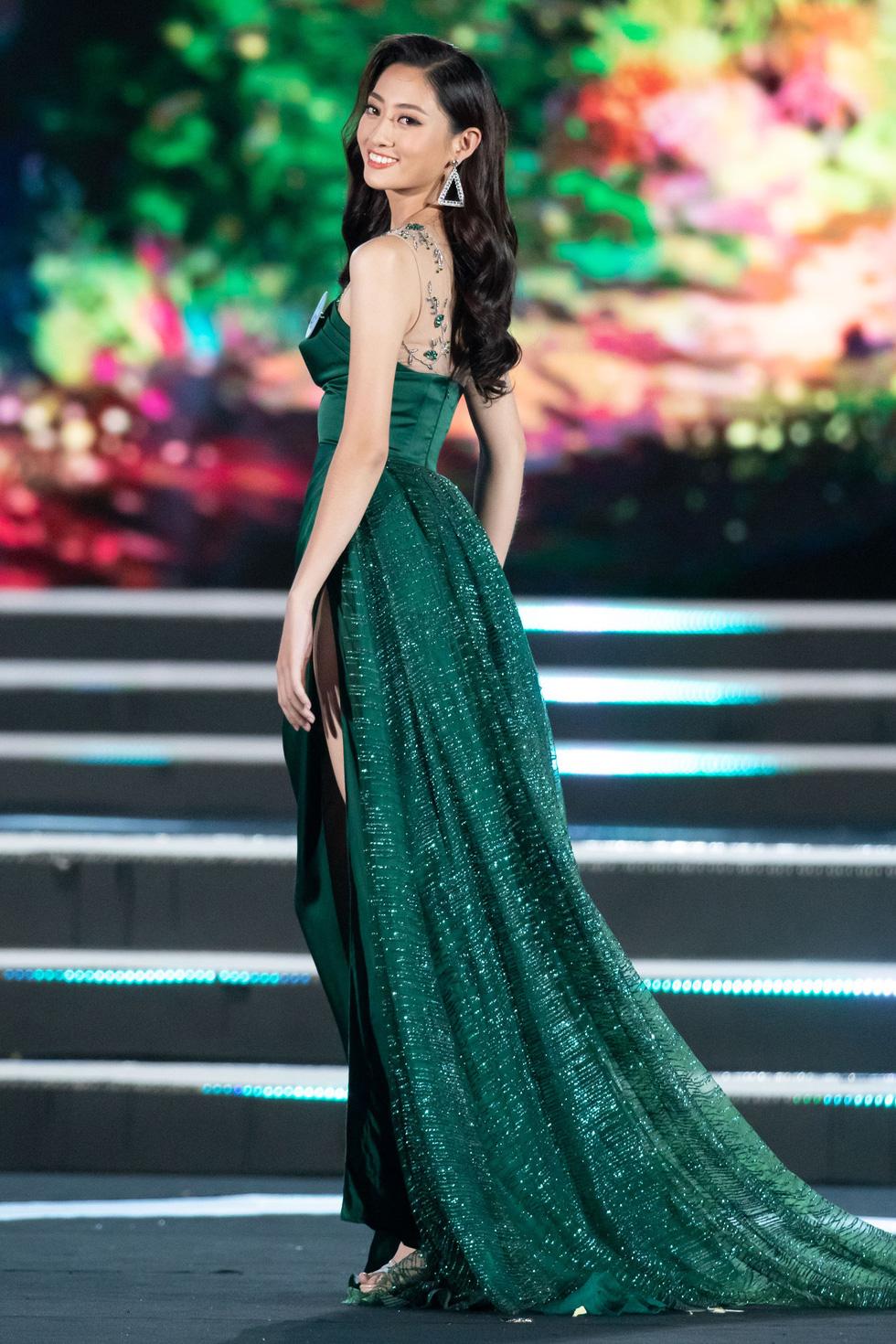 Hoa hậu Thế giới Việt Nam 2019 gọi tên nữ sinh Ngoại thương Hà Nội - Ảnh 2.