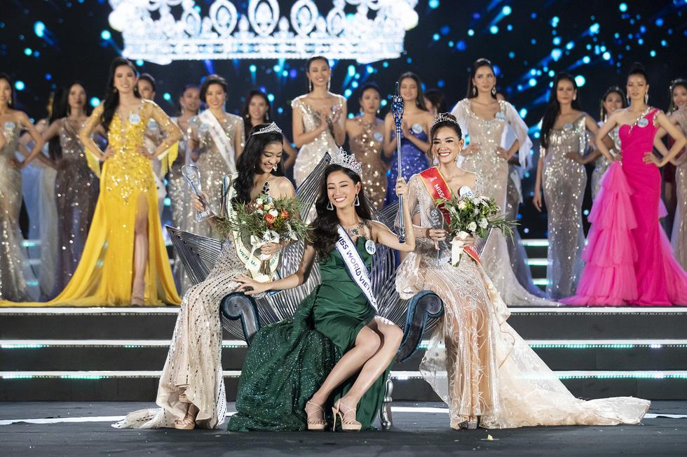 Ngắm bộ ảnh của tân Hoa hậu Thế giới Việt Nam 2019 Lương Thùy Linh - Ảnh 5.