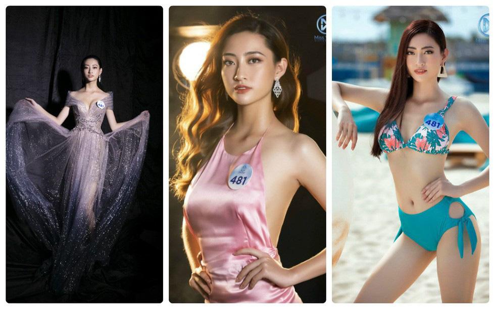 Ngắm bộ ảnh của tân Hoa hậu Thế giới Việt Nam 2019 Lương Thùy Linh - Ảnh 9.