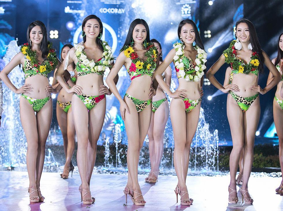 Hoa hậu Thế giới Việt Nam 2019 gọi tên nữ sinh Ngoại thương Hà Nội - Ảnh 8.