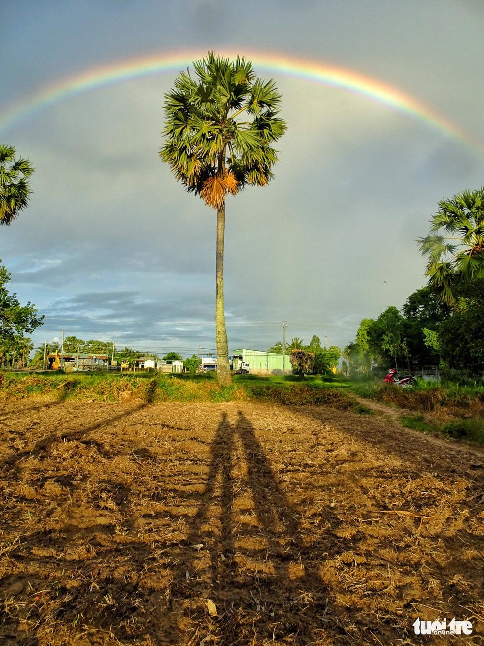 Bình dị mà rạng rỡ trên cánh đồng lúa Tà Pạ ở Tri Tôn - Ảnh 12.