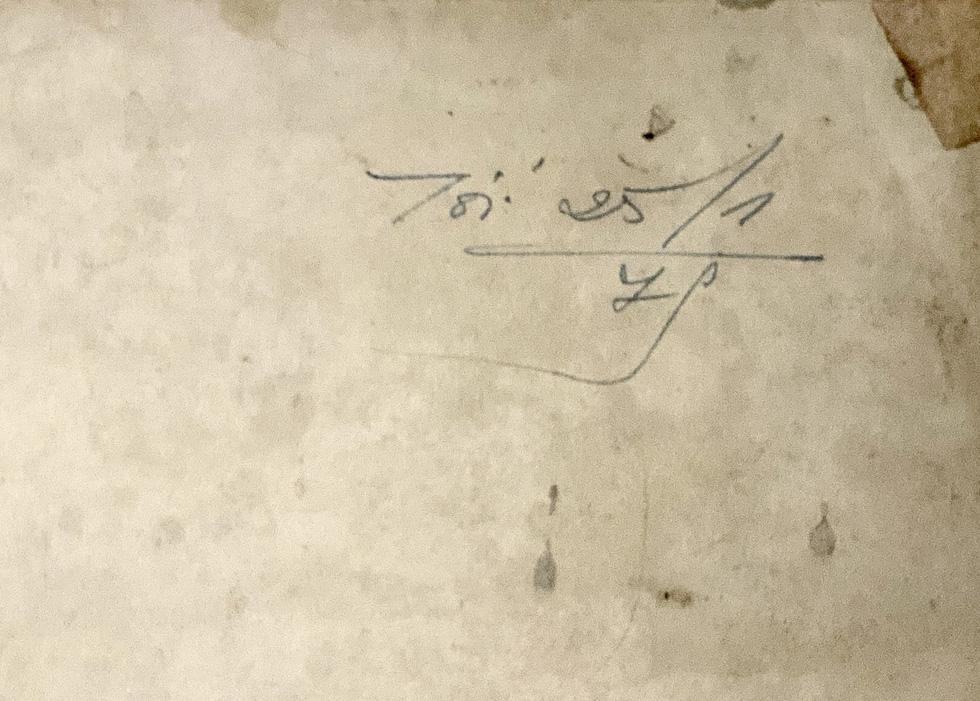 Kỳ tình giữa họa sĩ Bùi Xuân Phái và ông giáo Đạm - Ảnh 10.