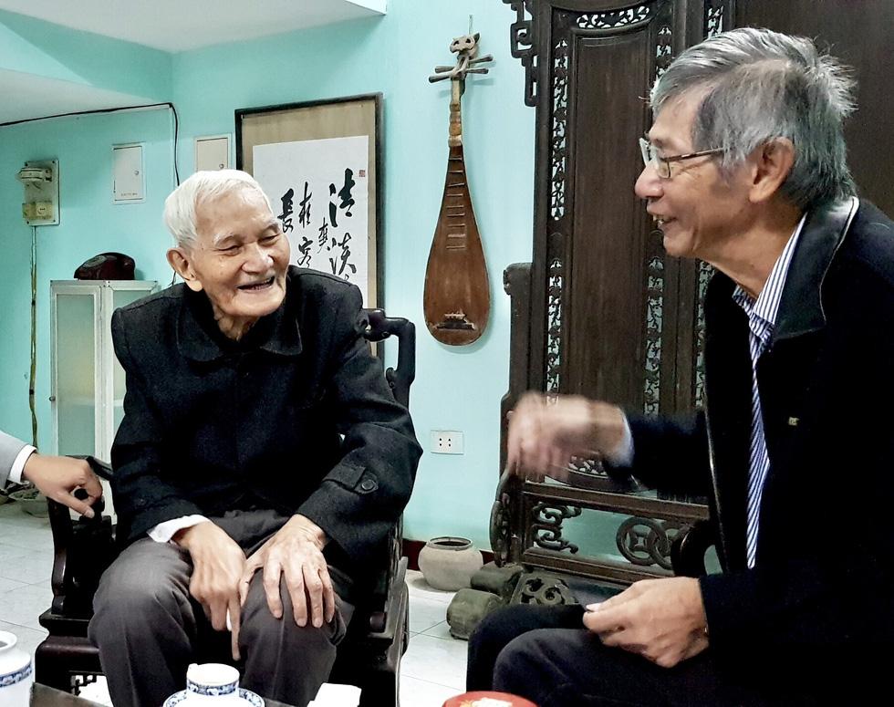 Kỳ tình giữa họa sĩ Bùi Xuân Phái và ông giáo Đạm - Ảnh 4.