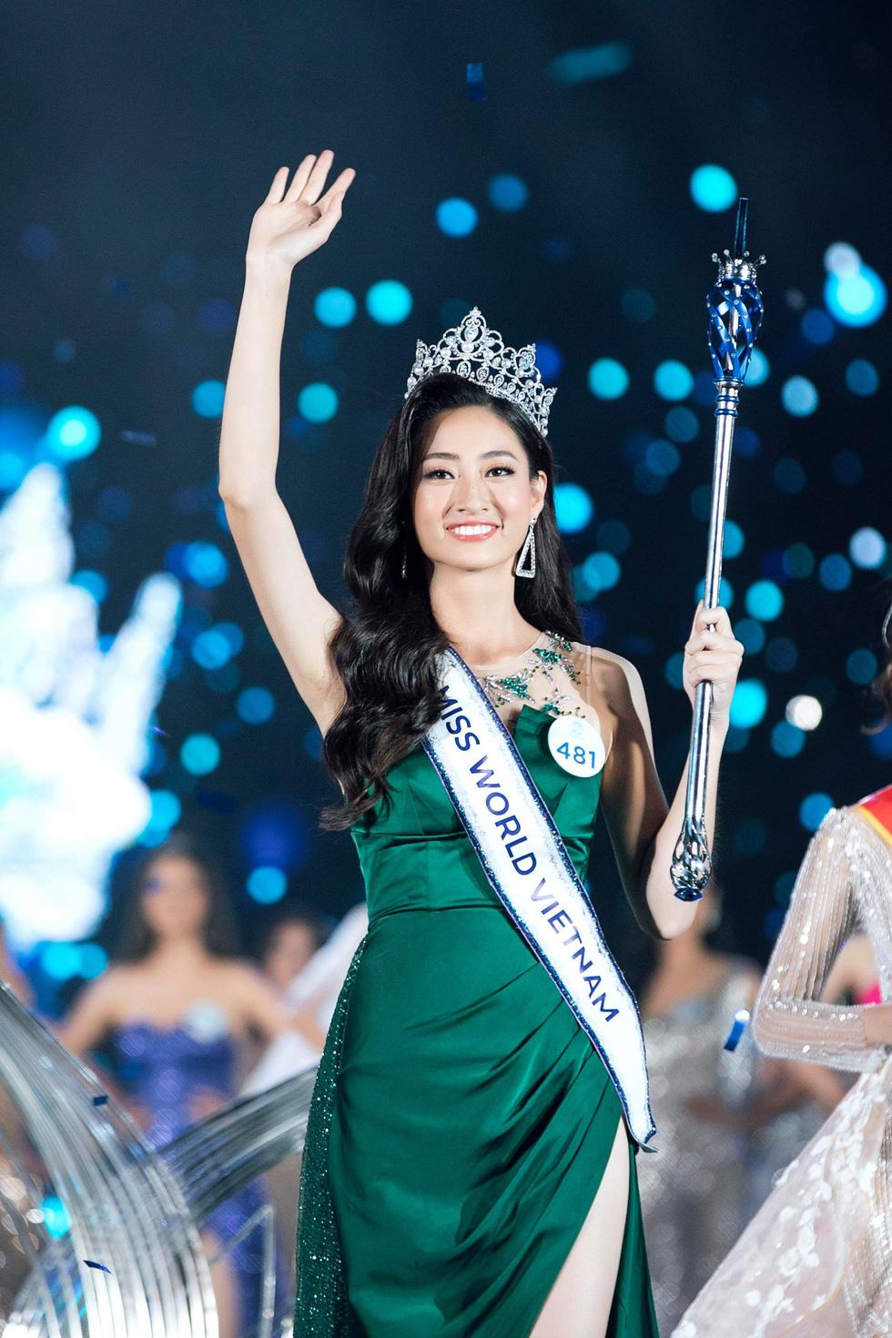 Ngắm bộ ảnh của tân Hoa hậu Thế giới Việt Nam 2019 Lương Thùy Linh - Ảnh 3.