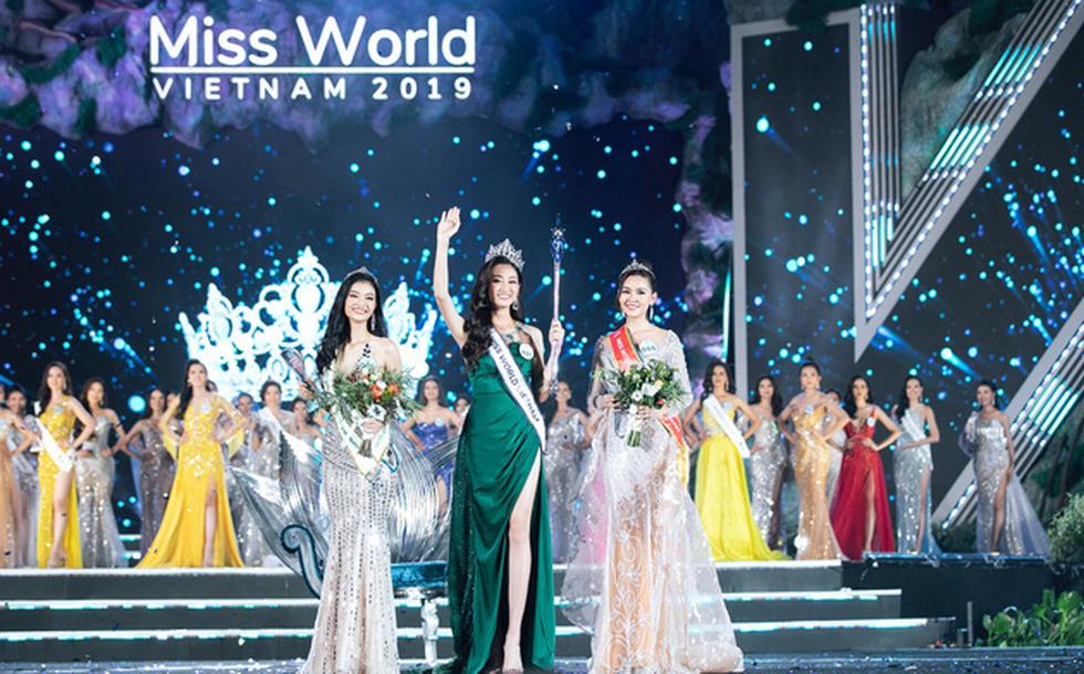 Ngắm bộ ảnh của tân Hoa hậu Thế giới Việt Nam 2019 Lương Thùy Linh - Ảnh 6.