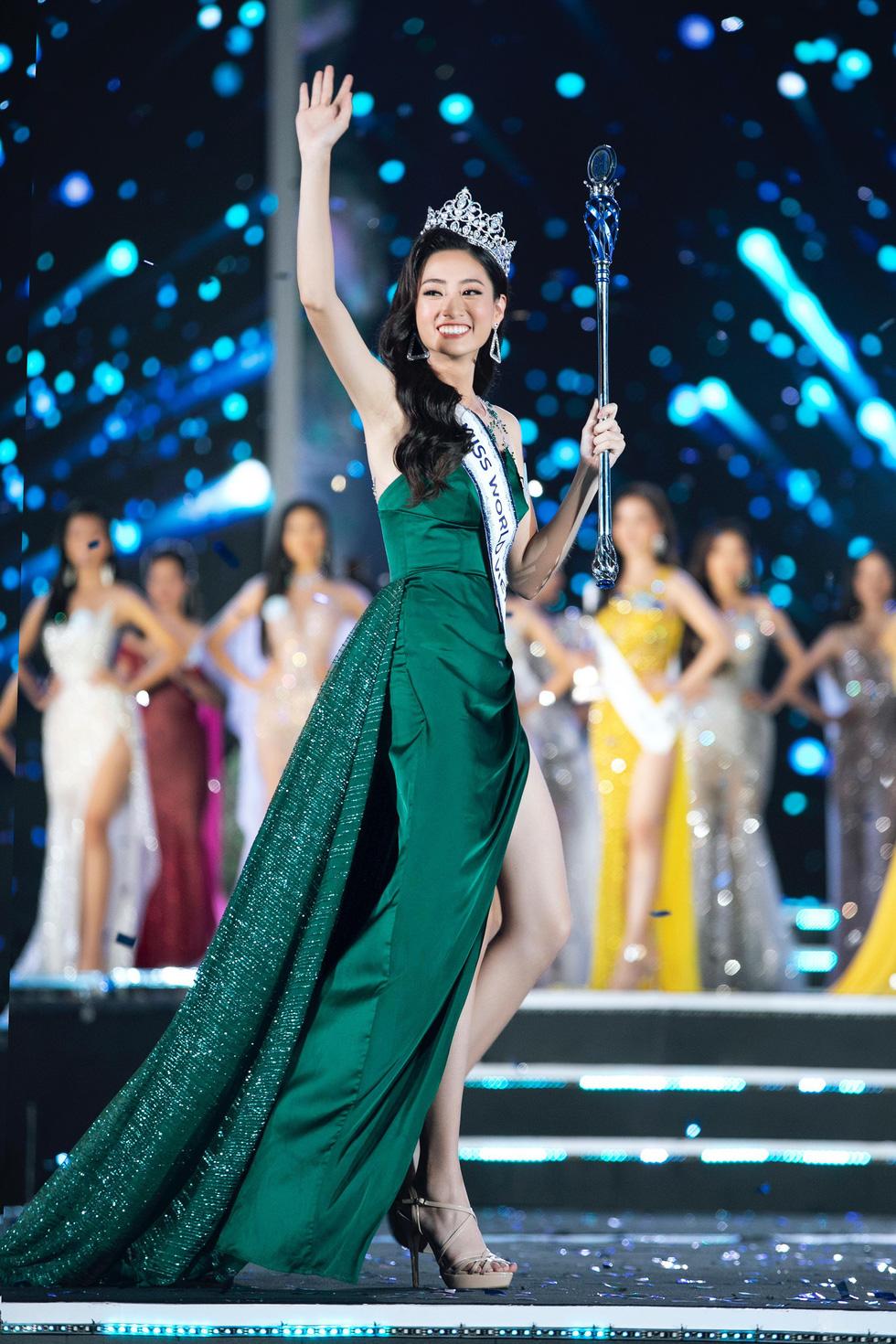 Ngắm bộ ảnh của tân Hoa hậu Thế giới Việt Nam 2019 Lương Thùy Linh - Ảnh 2.