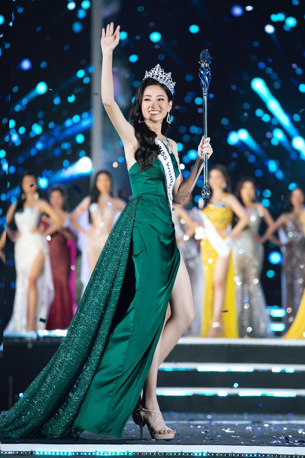Hoa hậu Lương Thùy Linh: Tập trung hết sức vào việc học nên chưa có bạn trai - Ảnh 3.