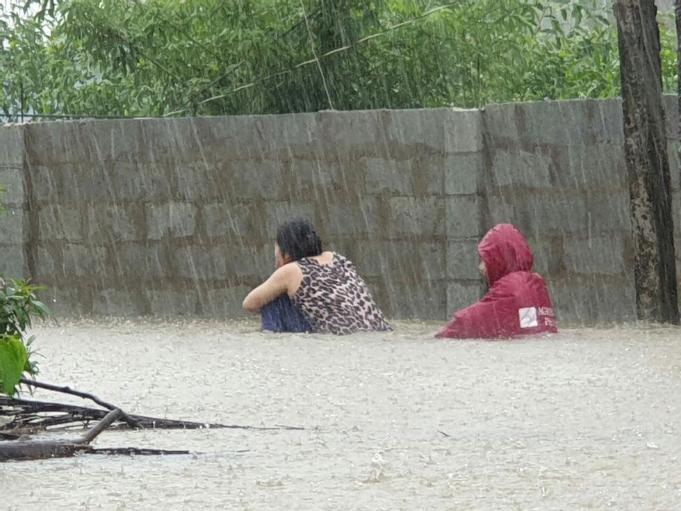 Hình ảnh đảo ngọc Phú Quốc thành đảo ngập chưa từng thấy - Ảnh 8.