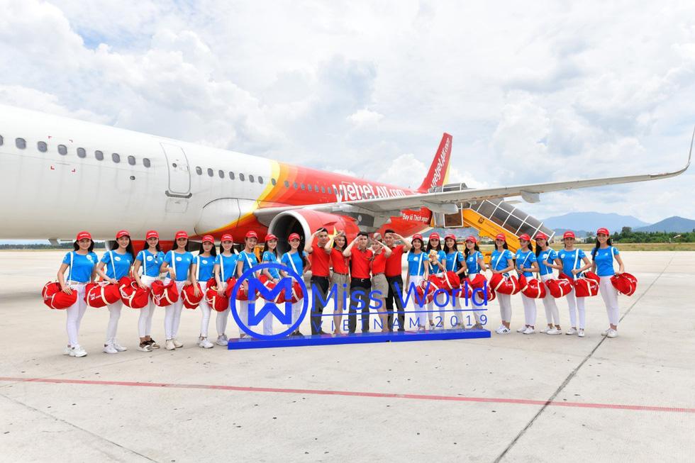 Hành trình tới Hoa hậu Miss World Vietnam 2019 của Lương Thùy Linh đầy thuyết phục - Ảnh 9.