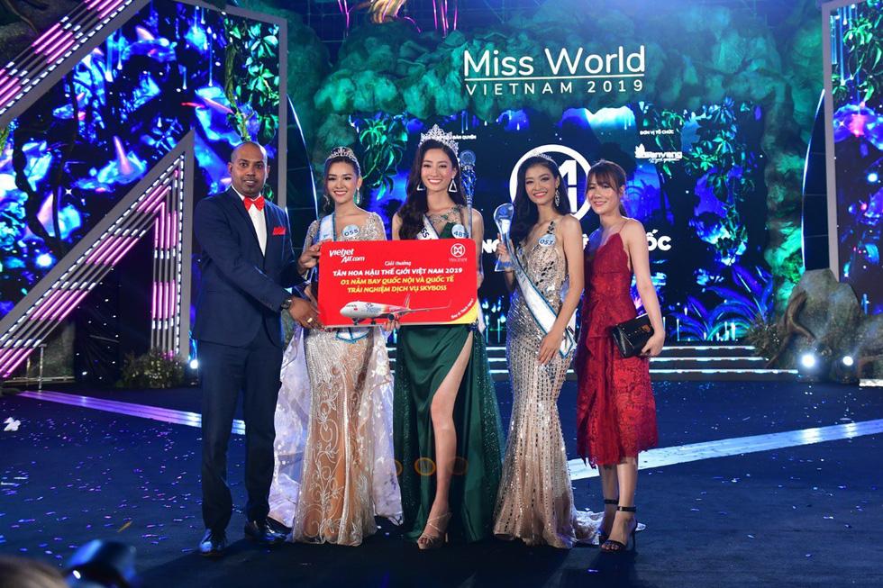 Hành trình tới Hoa hậu Miss World Vietnam 2019 của Lương Thùy Linh đầy thuyết phục - Ảnh 2.