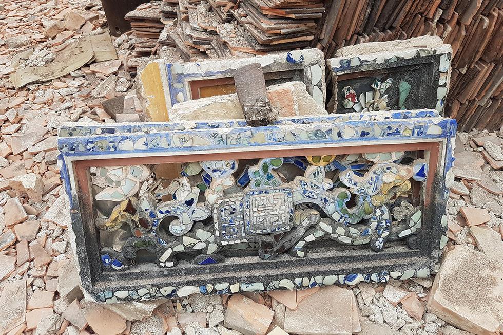 Sau tổ đình Từ Hiếu, chùa Quốc Ân lại tháo dỡ để dựng... to đẹp hơn! - Ảnh 2.