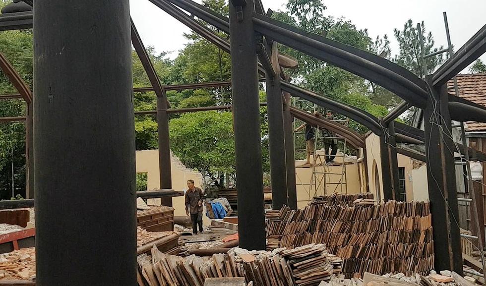 Sau tổ đình Từ Hiếu, chùa Quốc Ân lại tháo dỡ để dựng... to đẹp hơn! - Ảnh 6.