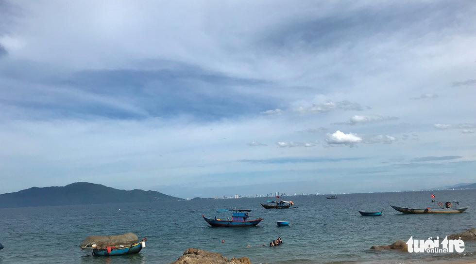 Sủng Cỏ thiên đường hoang sơ nơi cửa vịnh Đà Nẵng - Ảnh 6.